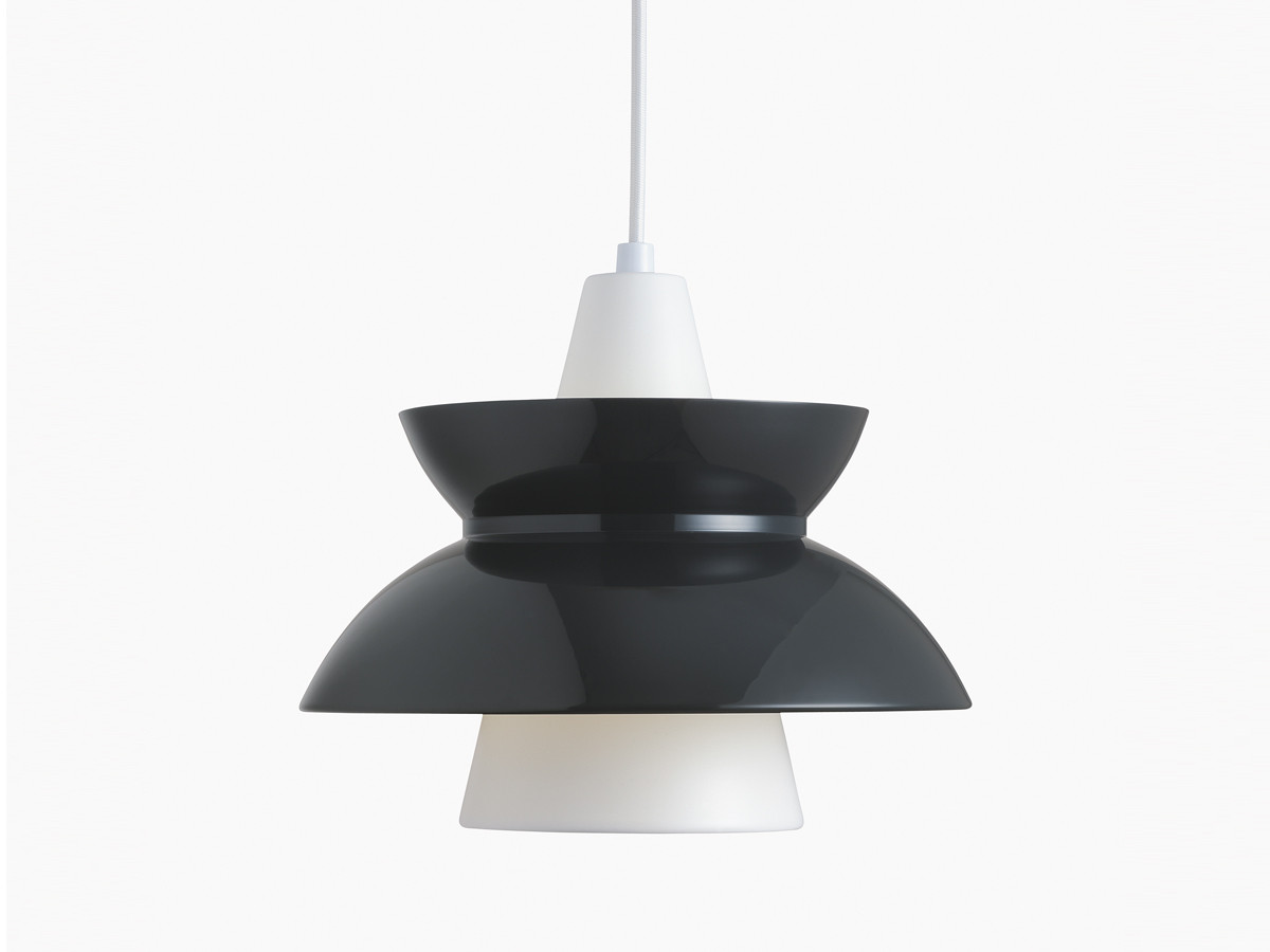 Buy the louis poulsen doo wop pendant light at for Suspension 4 lampes