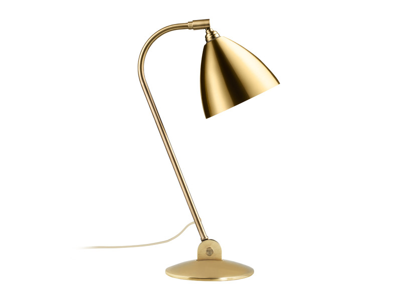 Buy The BestLite BL2 Table Lamp Brass At Nestcouk