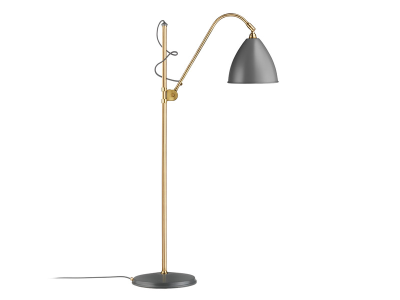 buy the gubi bestlite bl3m floor lamp brass at nest co uk