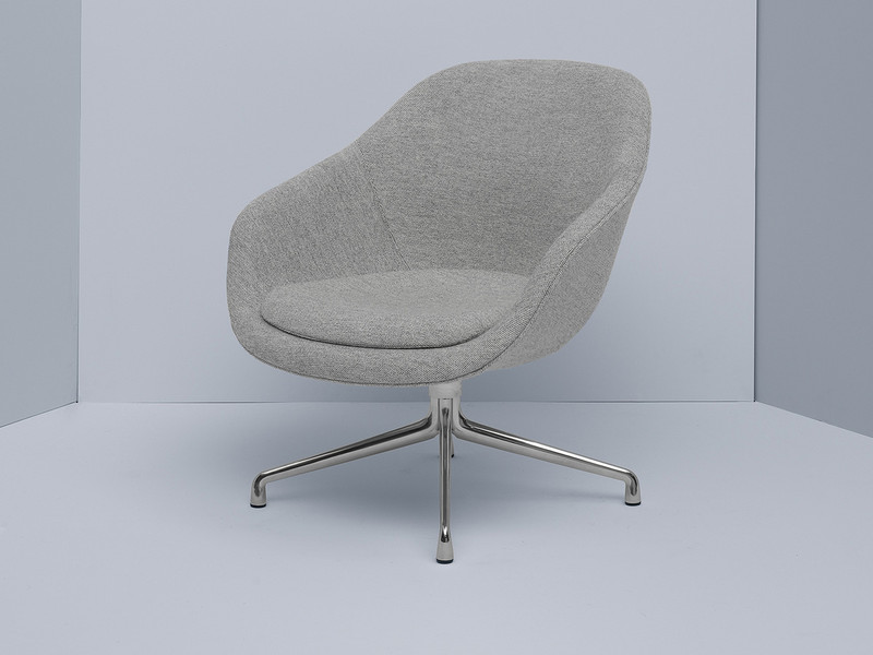 buy the hay about a lounge chair low aal81 coated aluminium swivel