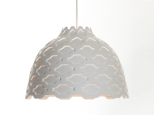 View Louis Poulsen LC Shutters Suspension Light