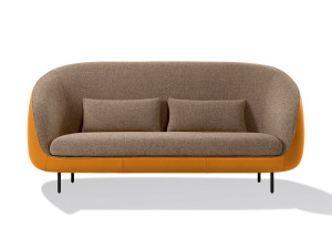 View Fredericia Haiku Three Seater Sofa