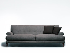 SCP Oscar Three Seater Sofa