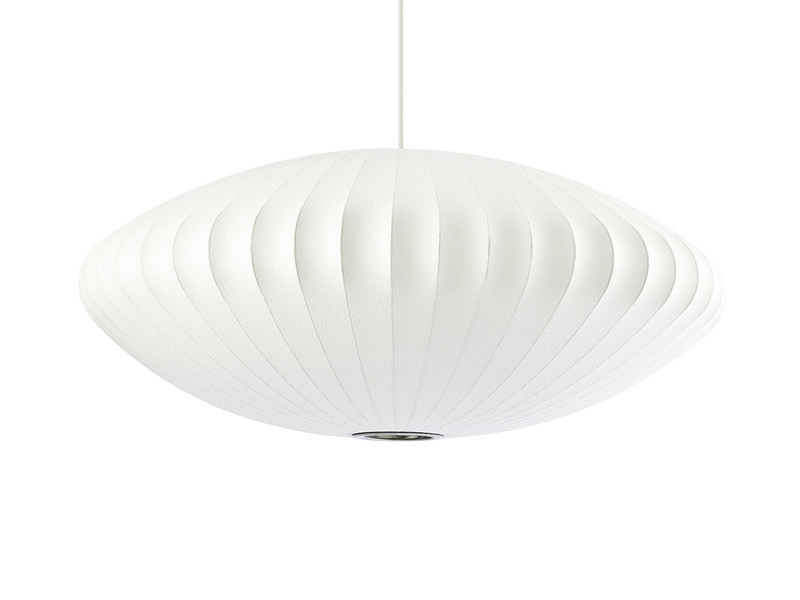 Herman Miller George Nelson Bubble Saucer Pendant Lamp