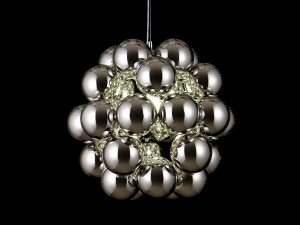 View Innermost Beads Penta Suspension Light