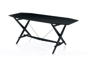 View Cassina 833 Cavalletto Table