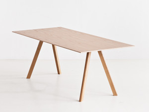 View Hay Copenhague Table CPH30 with Slanted Legs