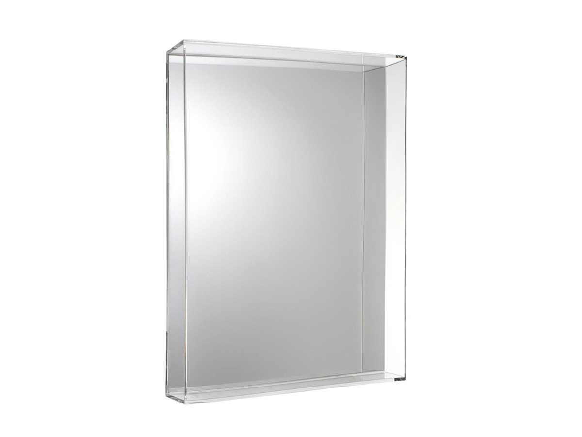 Buy the kartell only me mirror crystal at for Miroir virtuel coiffure