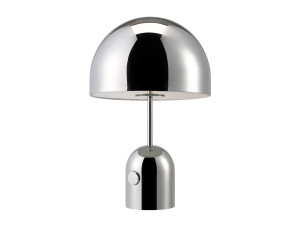 View Tom Dixon Bell Table Lamp Chrome