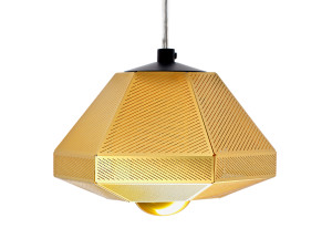 View Tom Dixon Cell Short Pendant Light