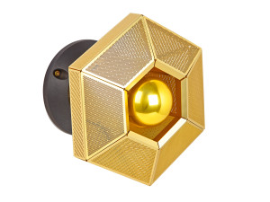 View Tom Dixon Cell Wall Light