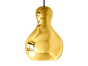 Lightyears Calabash Pendant Light Gold