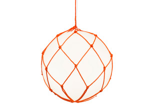 Zero Fisherman Pendant Light Orange