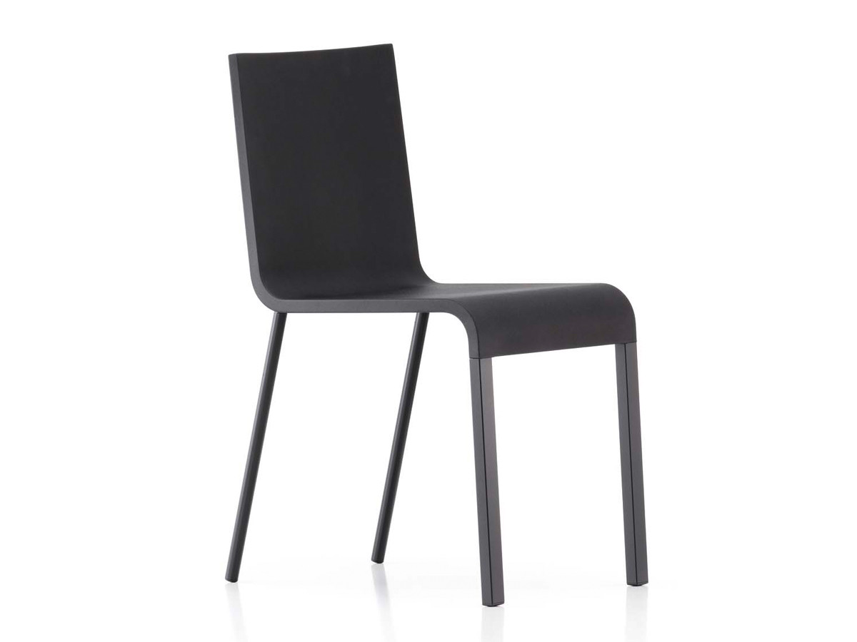Buy the vitra 03 chair black special edition at for Chaise 03 van severen