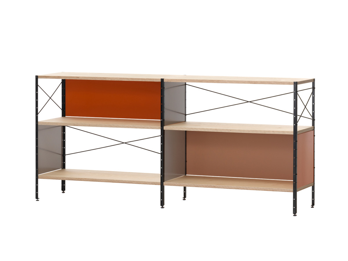 Buy The Vitra Eames Storage Unit Shelf Esu 2 Hu At Nest Co Uk