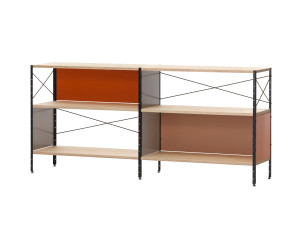 View Vitra Eames Storage Unit Shelf ESU 2 HU