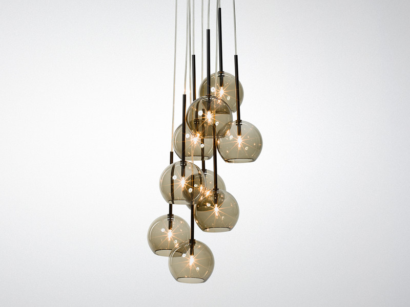 Buy the tradition ice chandelier sr6 at nest tradition ice chandelier sr6 aloadofball Images