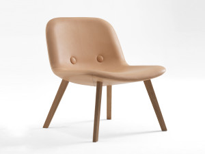 View Erik Jorgensen EJ 3-U Eyes Lounge Chair
