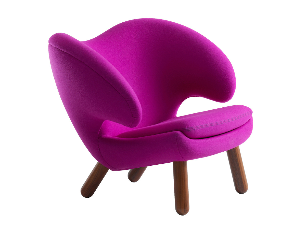 Beautiful ... Finn Juhl Pelican Chair. 123