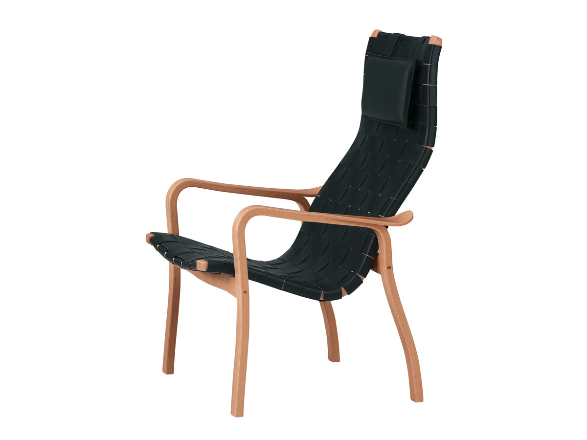 Buy the Swedese Primo Easy Chair High Back at Nest co uk