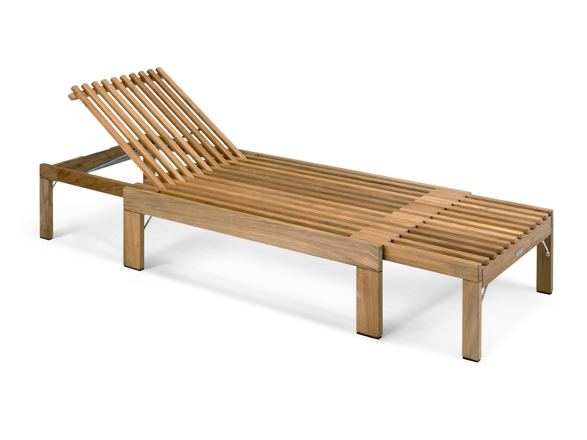 buy the skagerak riviera sun lounger at nest co uk