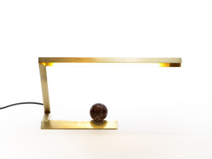 Resident Oud Table Lamp