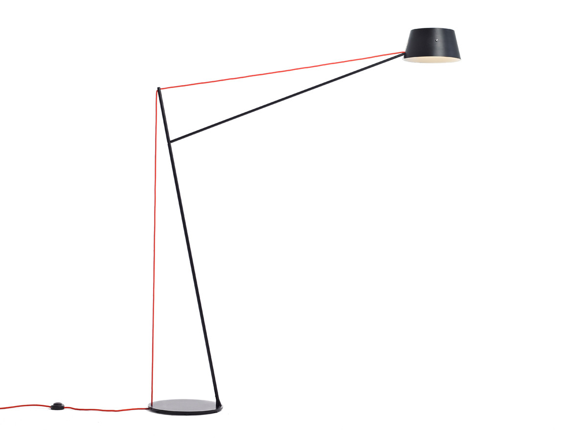 Resident Spar Floor Lamp