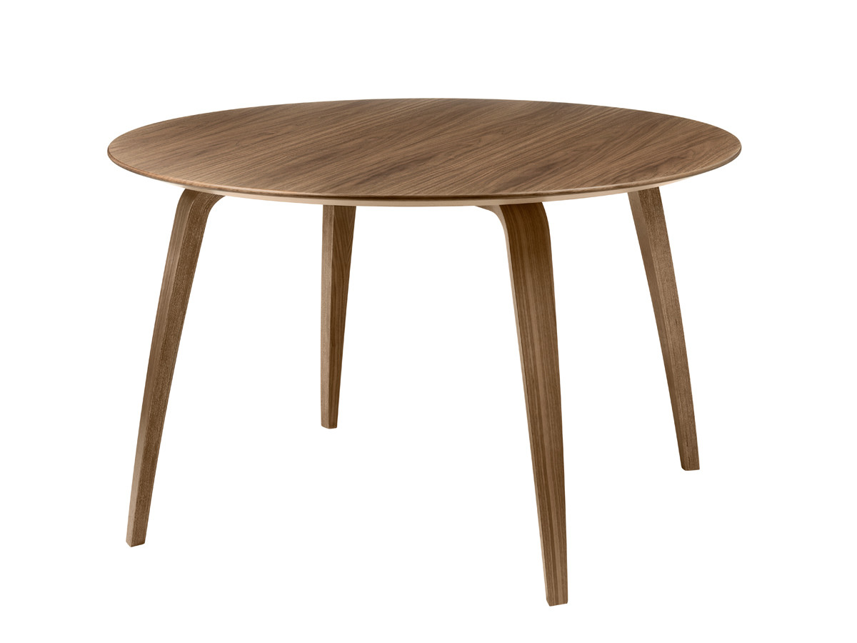 Buy The Gubi Dining Table Round At