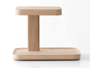 Flos Piani Big Wood Table Lamp