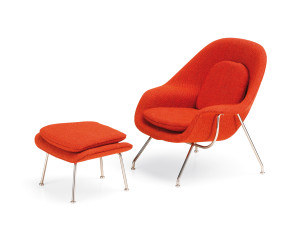 Vitra Miniature Womb Chair & Ottoman