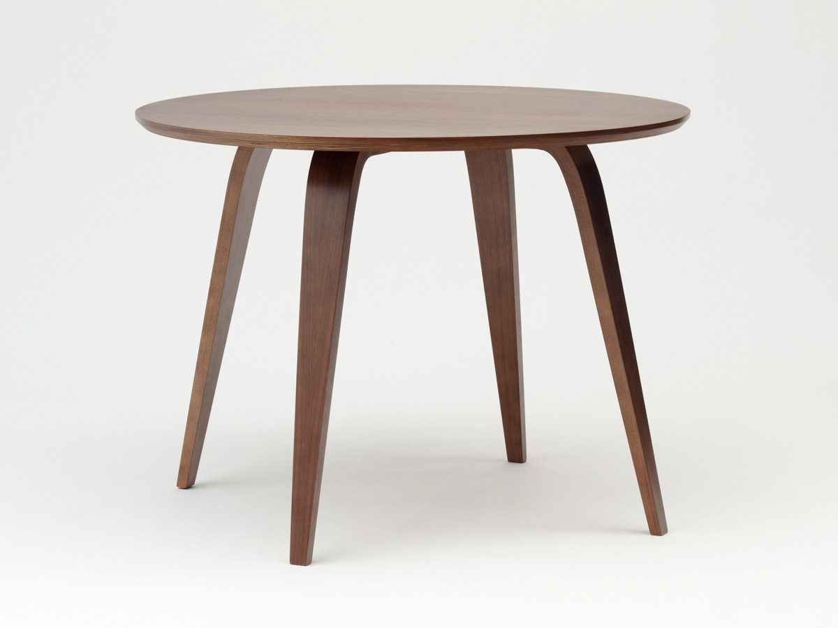 Buy the cherner dining table round at for Round dining table for 4