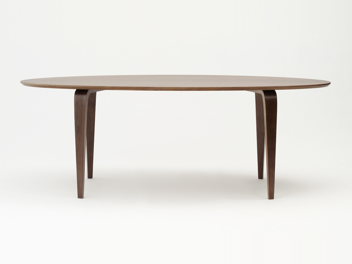 Buy The Cherner Dining Table Oval At Nestcouk - Oval dinner table