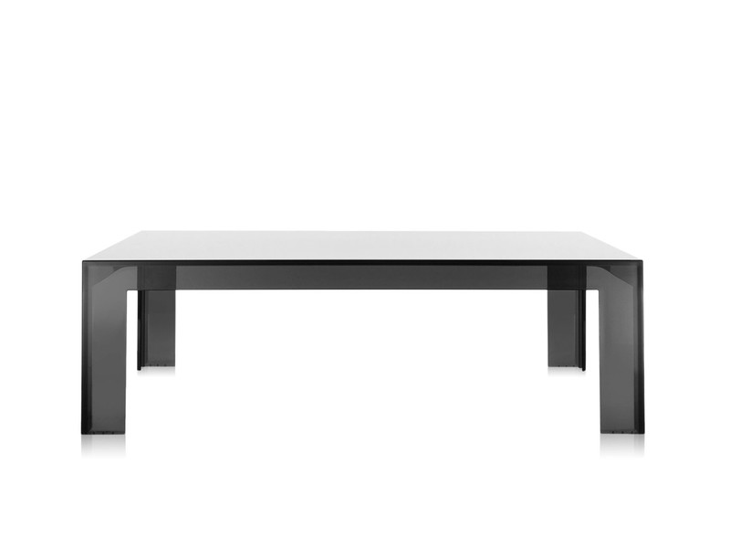 Buy The Kartell Invisible Coffee Table At