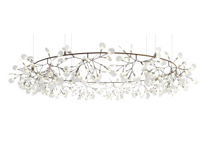 View Moooi Heracleum the Big O Suspension Light