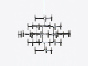 View Nemo Lighting Crown Major Suspension Light