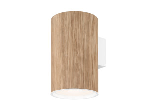 Zero Wood Wall Light