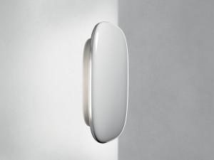 View Foscarini Tivu Wall/Ceiling Light White