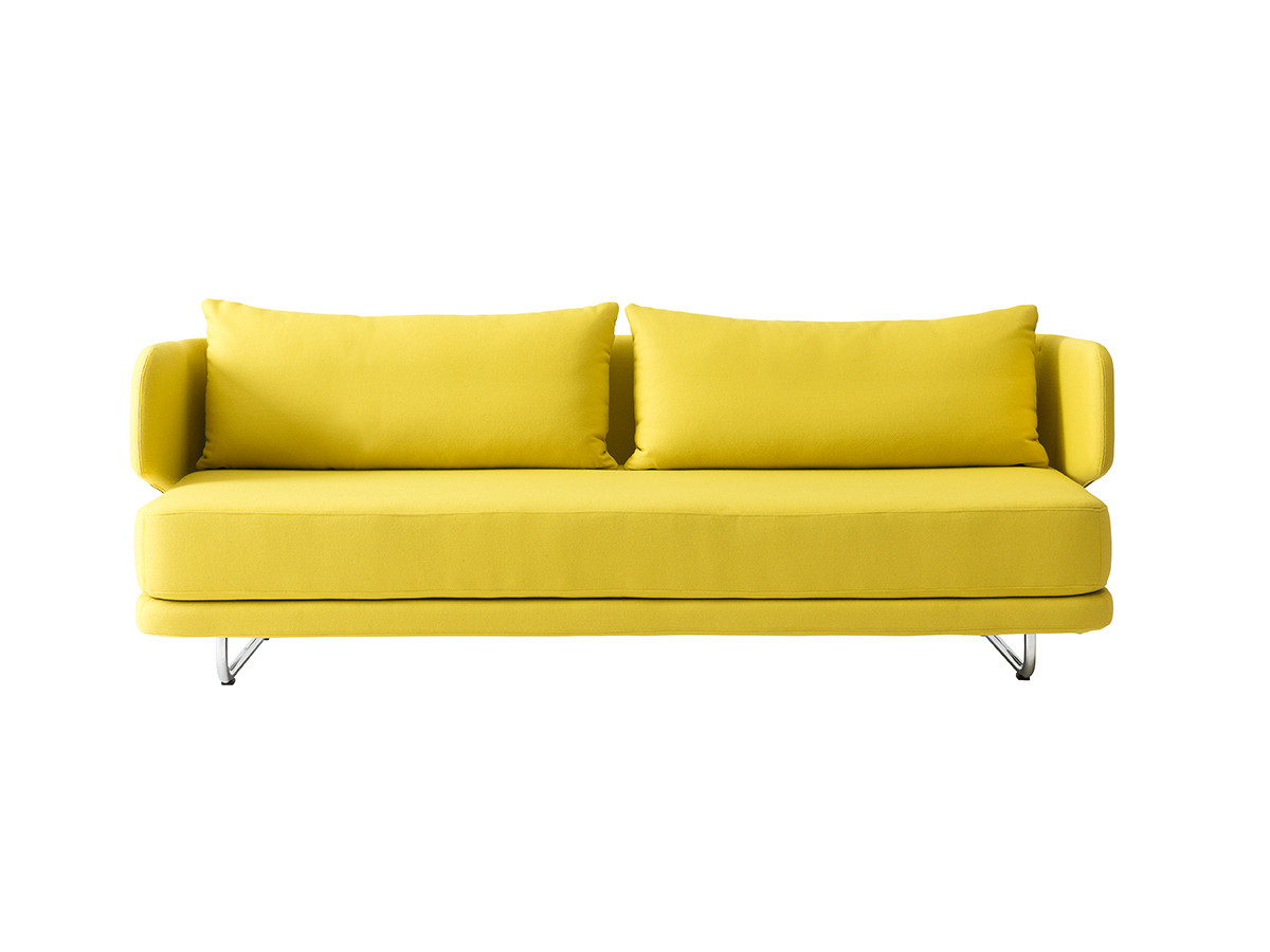 Buy the softline jasper sofa bed at for Contemporary sofa