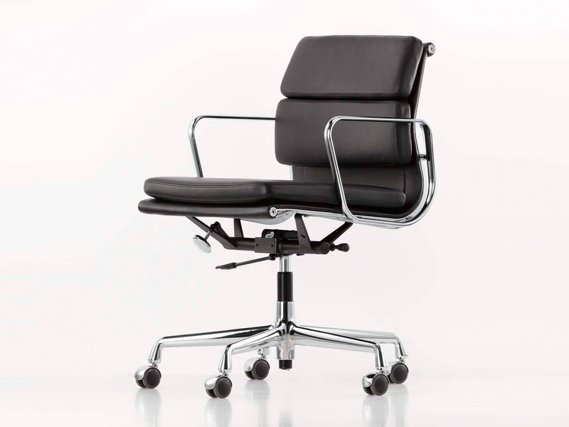 buy the vitra eames ea 217 soft pad office chair at. Black Bedroom Furniture Sets. Home Design Ideas