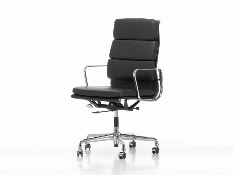eames chair outlet buy the vitra eames ea 219 soft pad office chair at