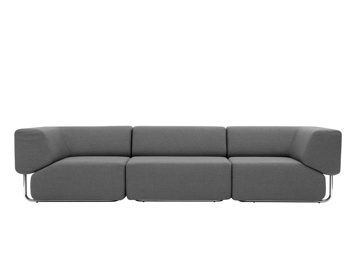 buy the softline noa three seater sofa at. Black Bedroom Furniture Sets. Home Design Ideas