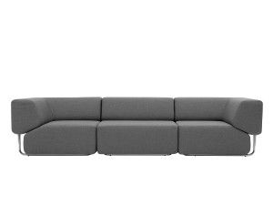 View Softline Noa Three Seater Sofa