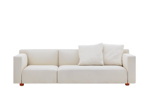 View Knoll BarberOsgerby Asymmetric Sofa