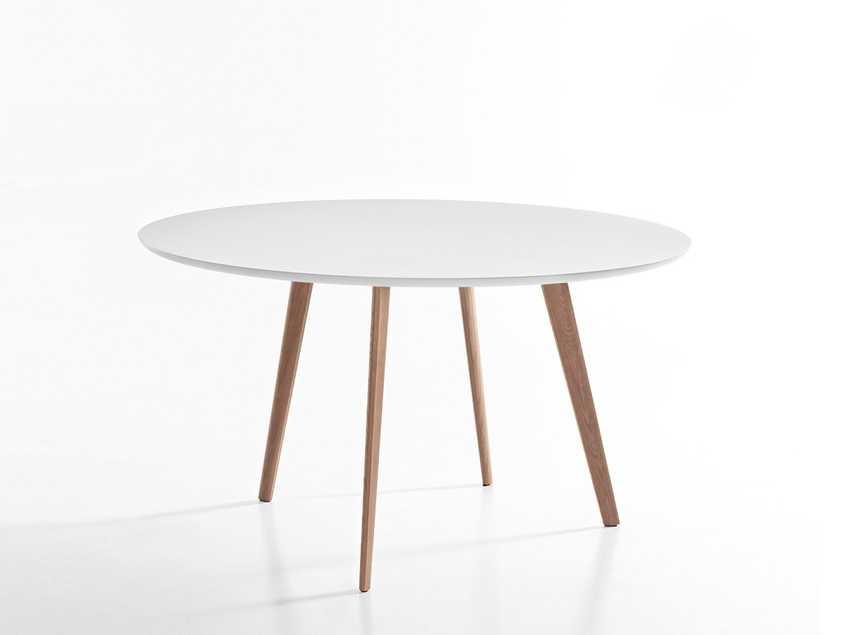 Round Table For 4 Diameter: Buy The Arper Gher Round Table At Nest.co.uk