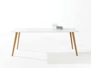 Arper Gher Rectangular Table