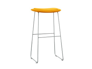 Cappellini Hi Pad Bar Stool