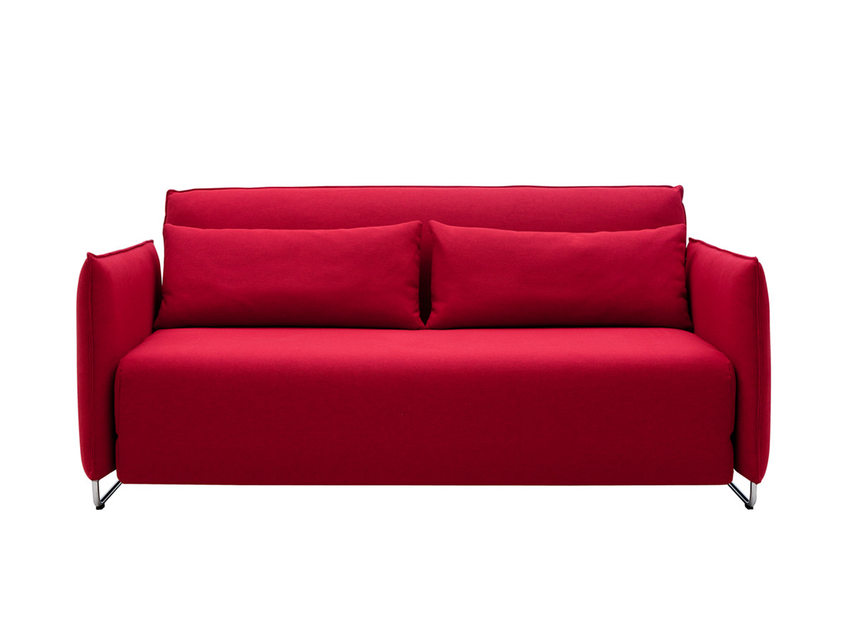 Buy the softline cord sofa bed at for Cord sofa 70er