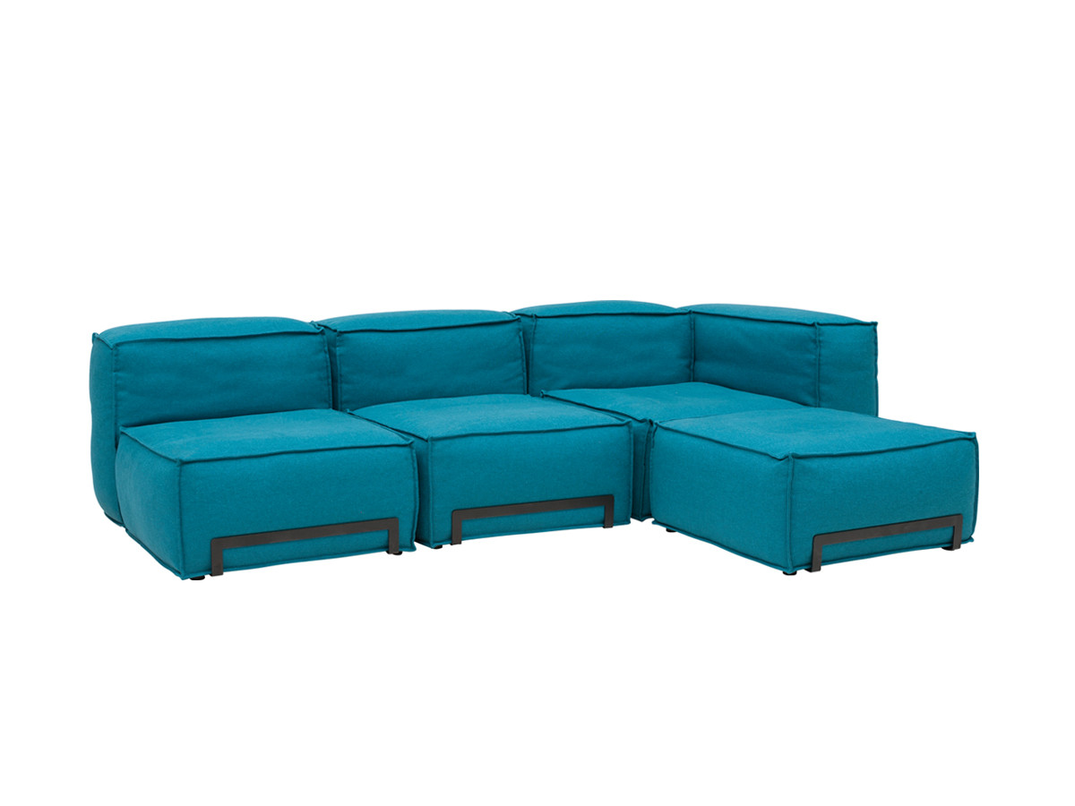 buy the softline terra modular corner sofa at. Black Bedroom Furniture Sets. Home Design Ideas
