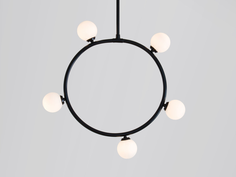 Atelier Areti Circle & Spheres Ceiling Light