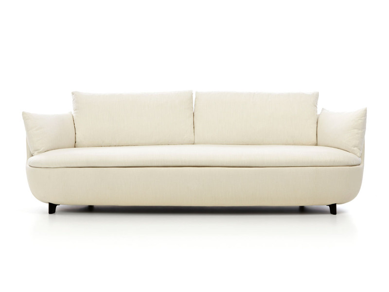 Moooi Bart Canape Three Seater Sofa
